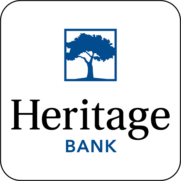 Image of the Heritage Bank mobile app icon